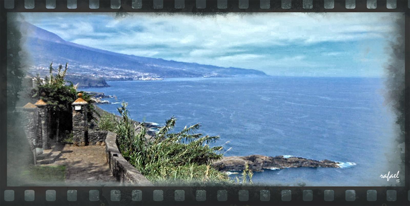 Mirando al mar soñé...