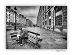 Mirando el callejero (para Tessa P.)
