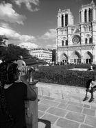 Mirando hacia Notredame