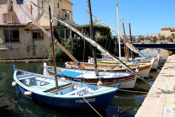 Miroir aux oiseaux à Martigues