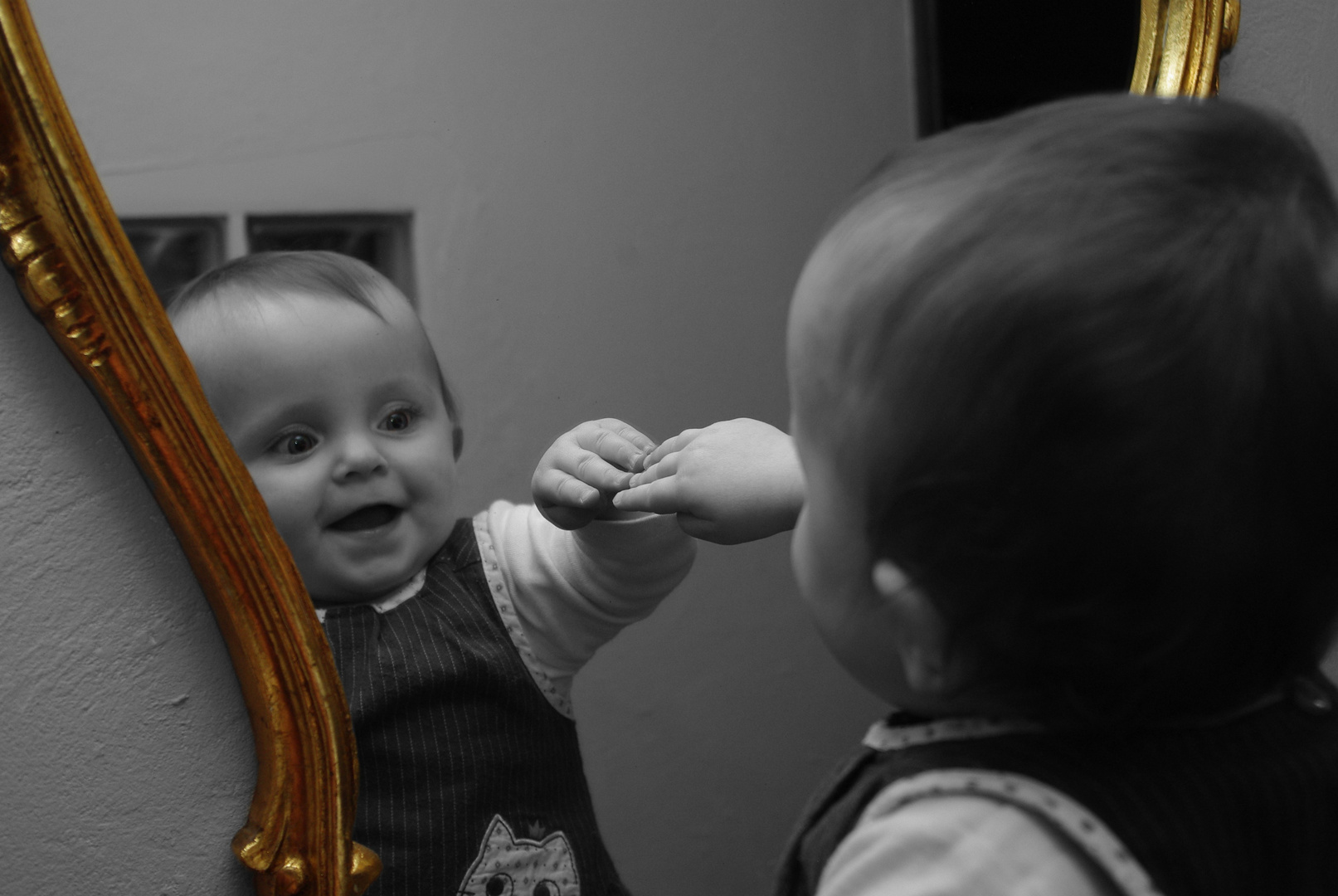 Miroir ... mon beau miroir ....