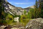 Mirror Lake - Yosemite N.P. - Kalifornien - USA