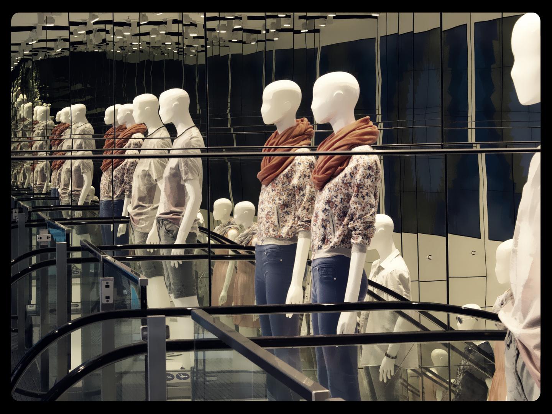 Mirror Mannequins