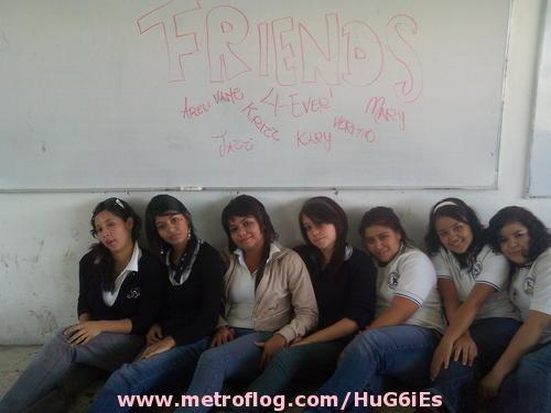 mis amigas