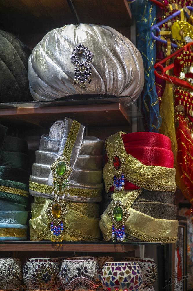 Misir Carsisi Bazar de las Especias (Estambul Turquía)