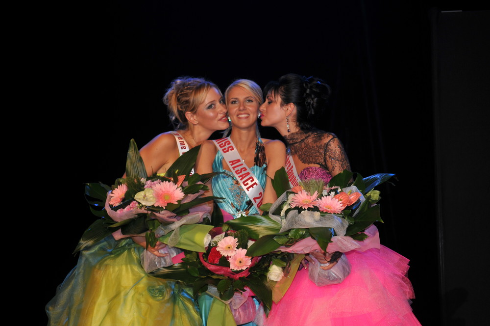 Miss alsace 2008