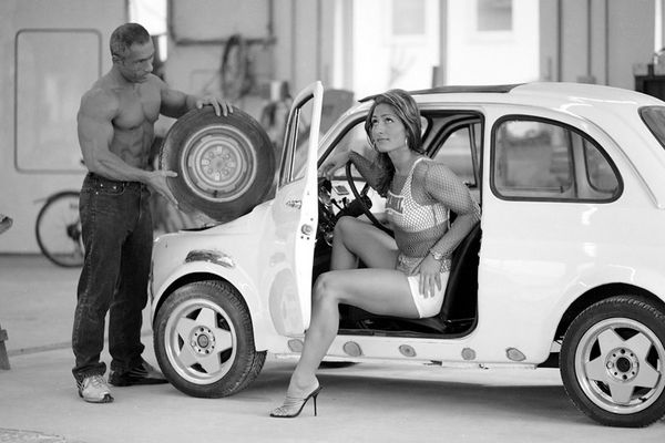 Miss Anna und ihr Chauffeur