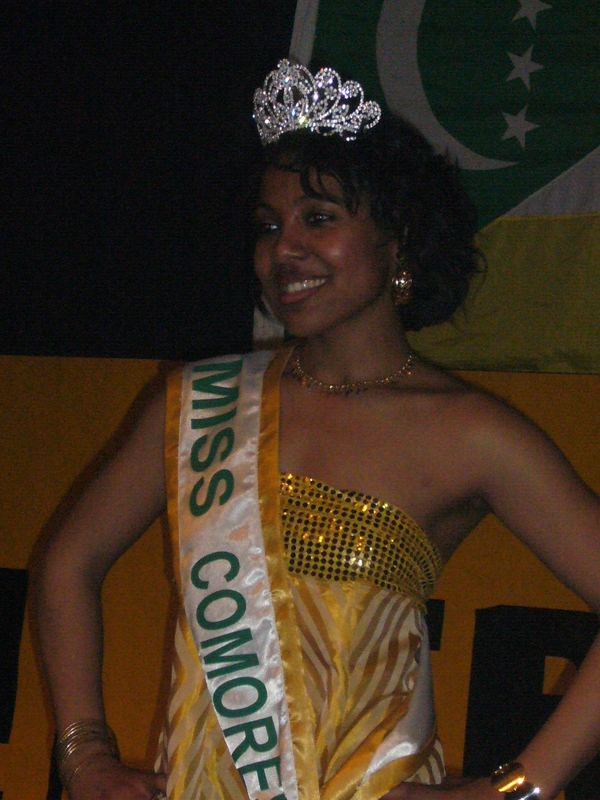 Miss Comores France 2007