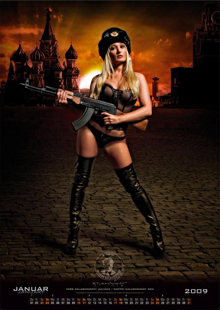 Miss Kalashnikov