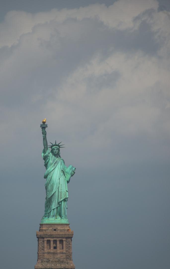 - Miss Liberty -