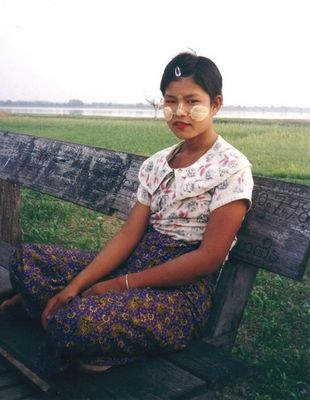 Miss Myanmar 2001