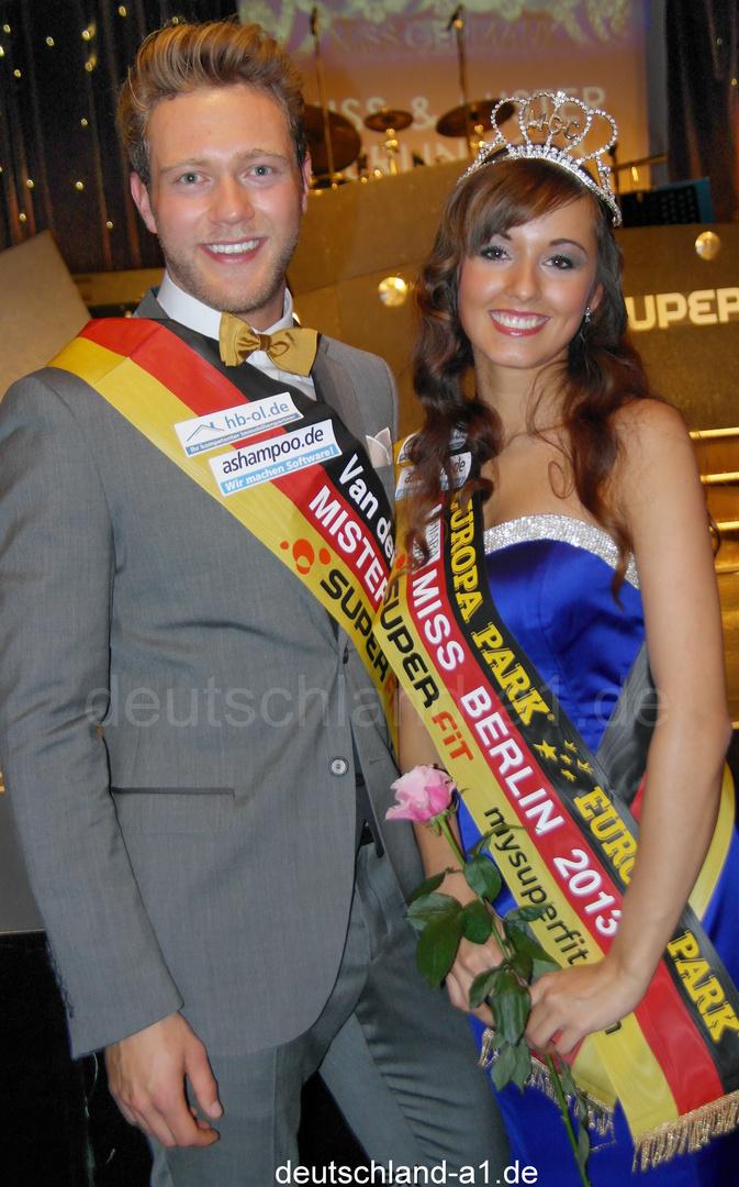 Miss und Mister Berlin 2013
