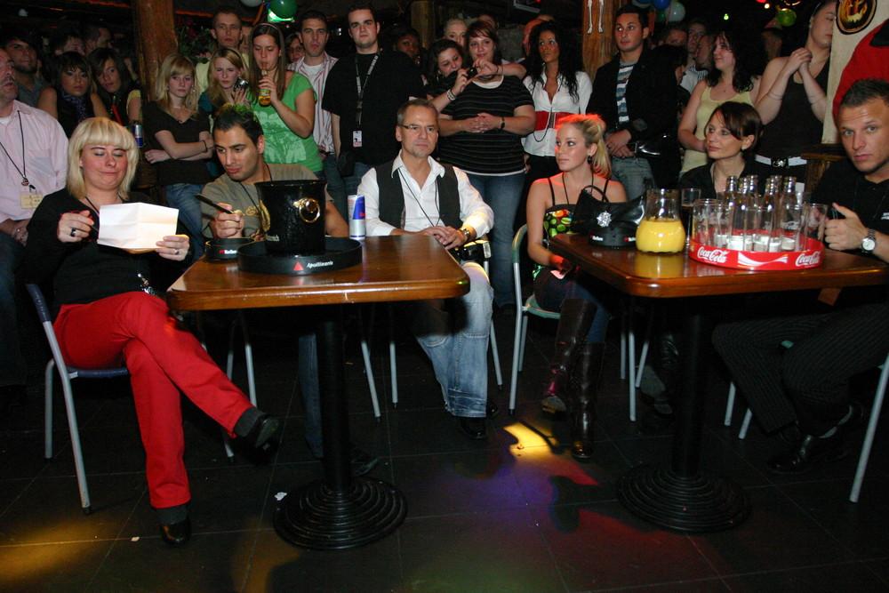 Miss Wuppertal 2007 - Die Jury