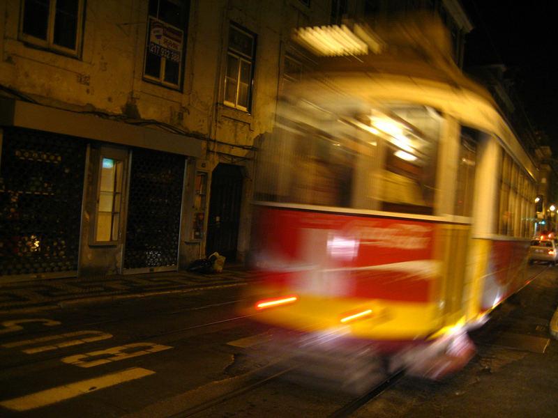 Missed the Tram