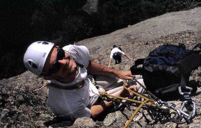Missing Link VI+, Ypsiloterafels Meteora