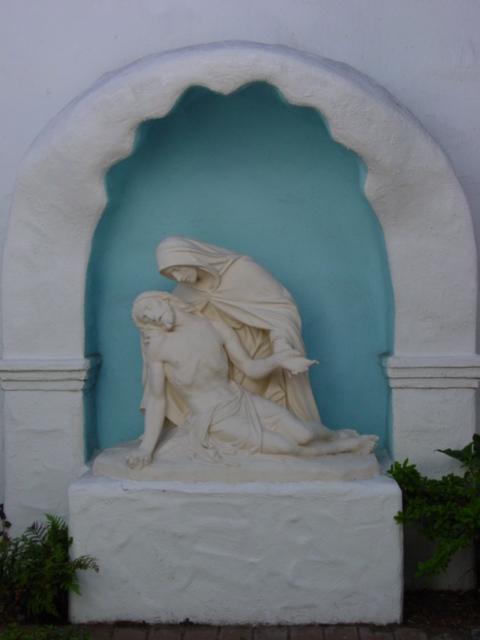 Mission Basilica San Diego de Alcala, California 2004