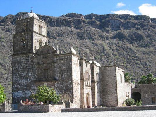 Mission Jesuita San Javier