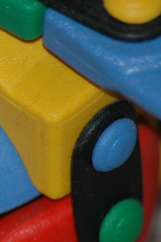 Missratene Legoklötzchen?