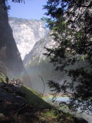 Mist Trail - Yosemite Valley
