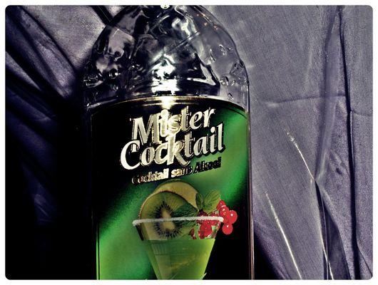Mister cocktail sans alcool la fête et plus folle =D