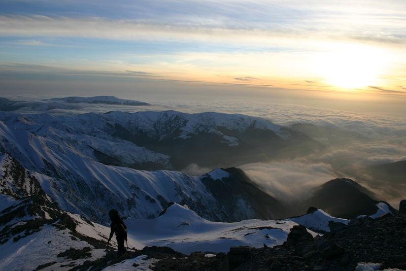 Misty Caucasus 2