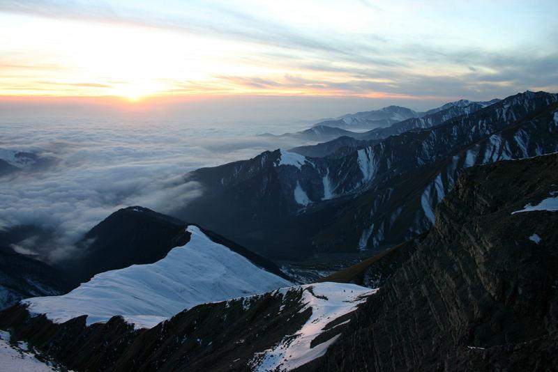Misty Caucasus