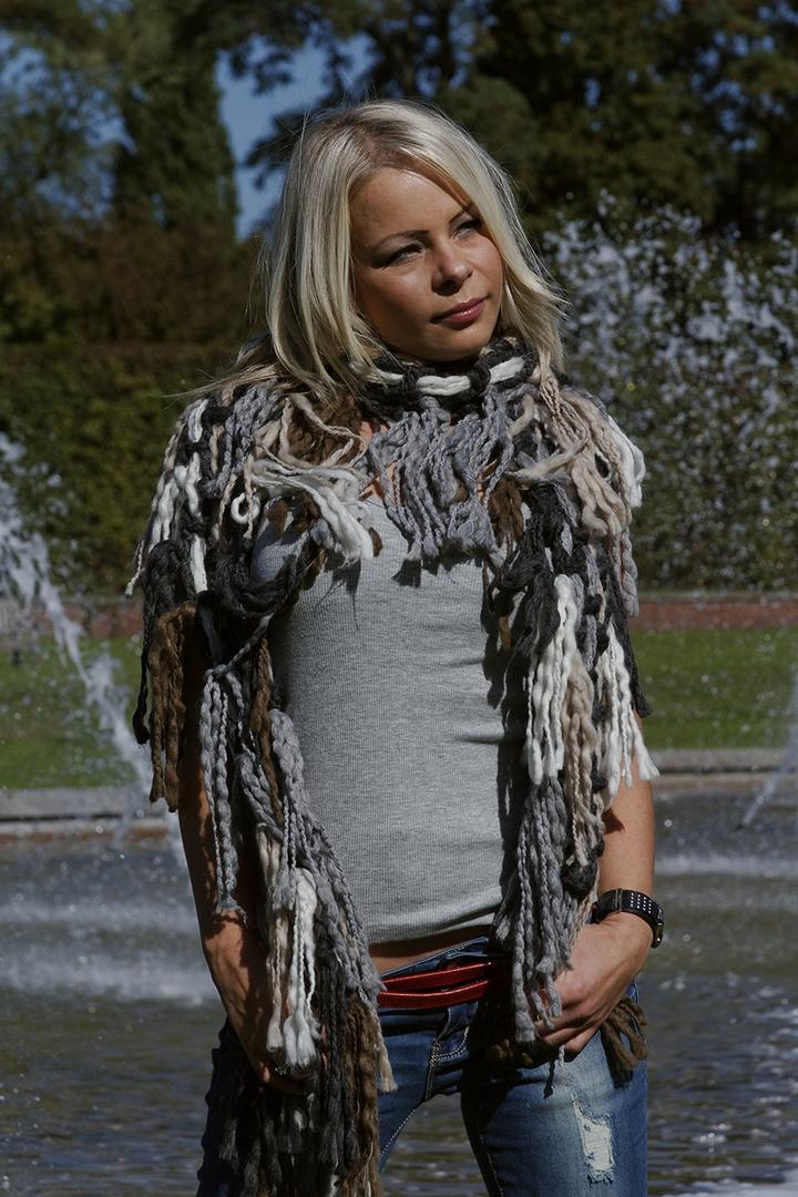 Mit Anja im Nordpark