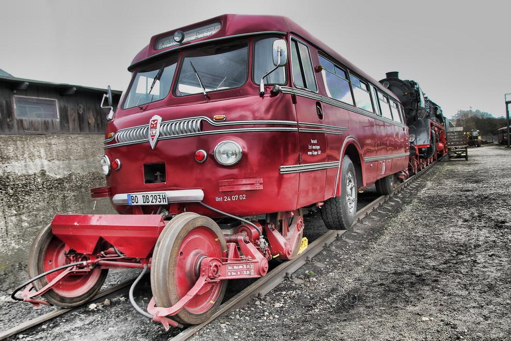 - mit Bus und Bahn 2.... -