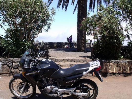Mit dem Bike auf der Insel unterwegs