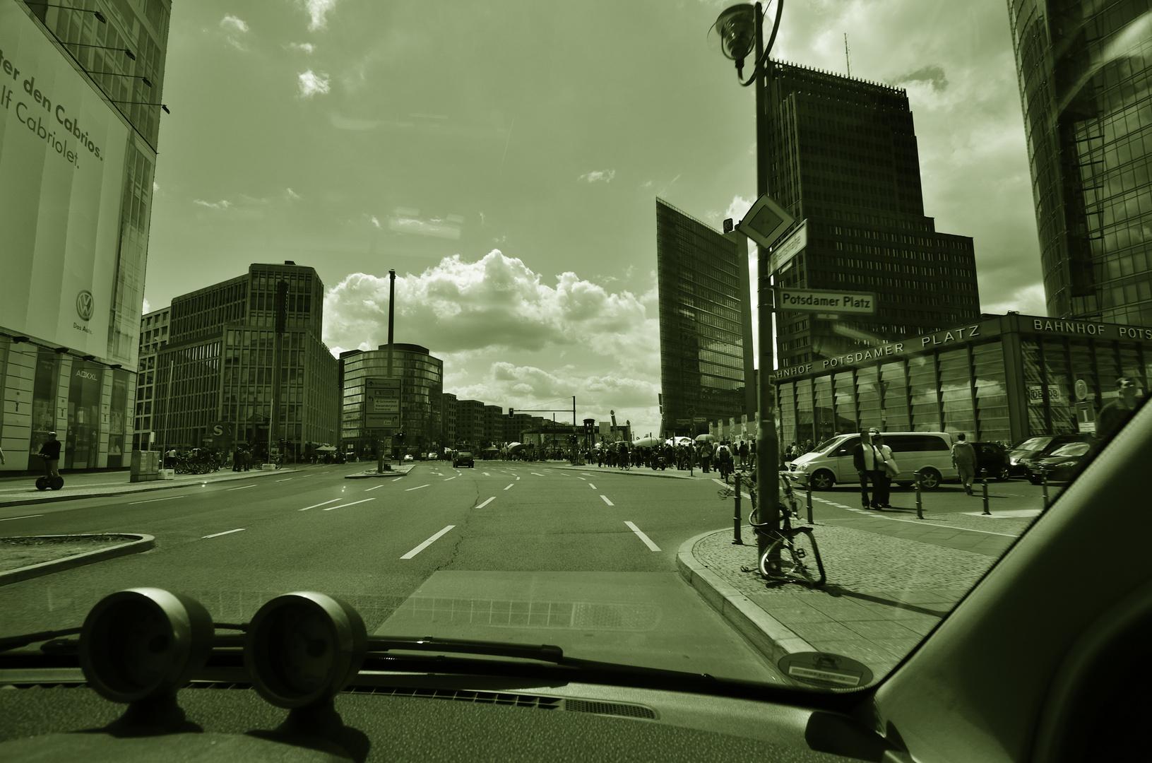 Mit dem Elektro-Auto durch Berlin (2)