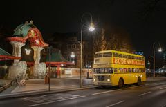 Mit dem Nachtbus durch Berlin