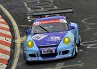 Mit dem Porsche GT3 durchs Brünnchen...