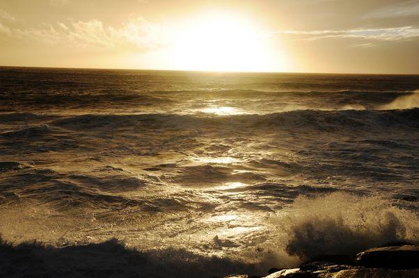 Mit dem Rauschen des Meeres gehe ich jetzt ins Bett und träume von der Insel