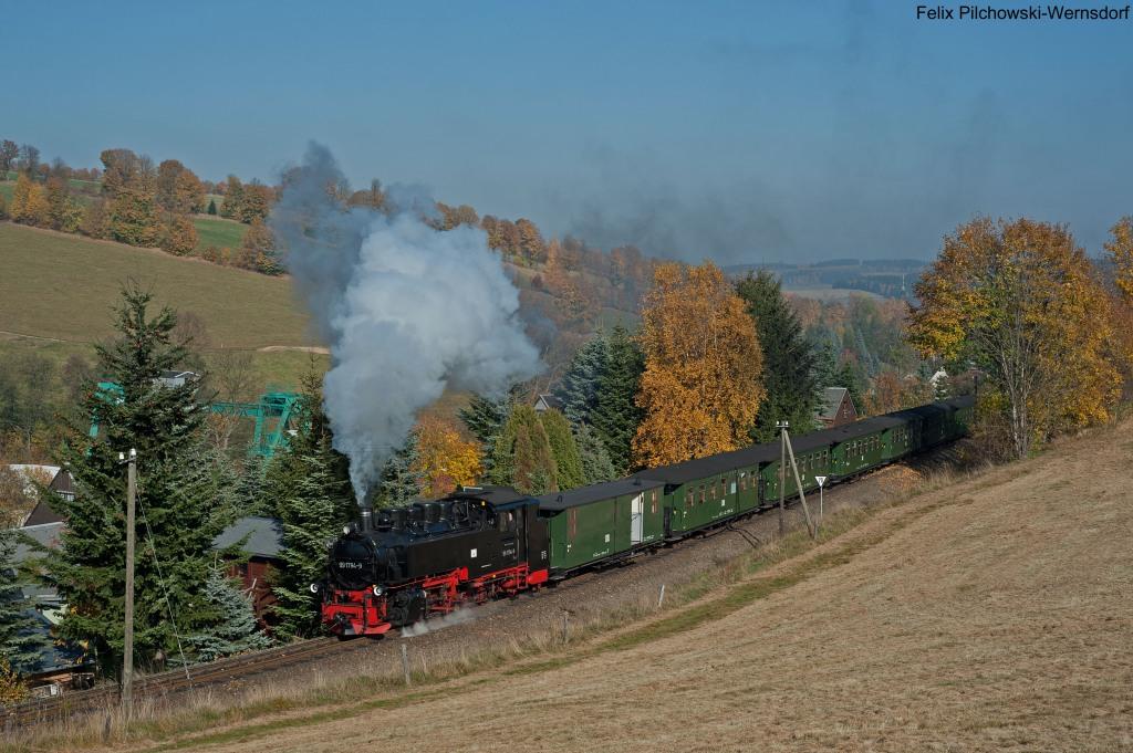 Mit dem Reichsbahnzug nach O`thal