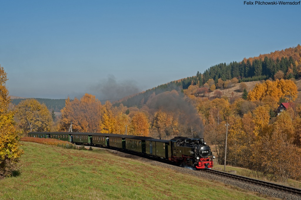 Mit dem Reichsbahnzug nach O`thal II