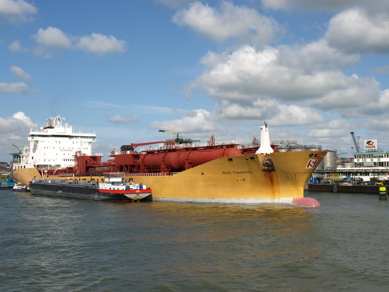 Mit dem Spido nach Botlek und Europoort Rotterdamer Hafen-3-