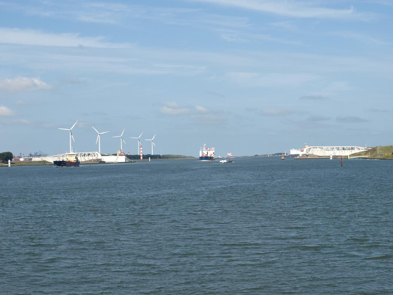 Mit dem Spido nach Botlek und Europoort Rotterdamer Hafen-6-