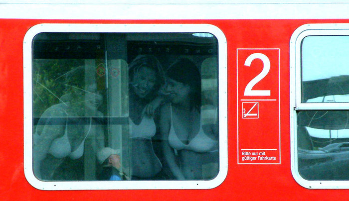 Mit dem Zug erlebst Du was! von Frank Herberg