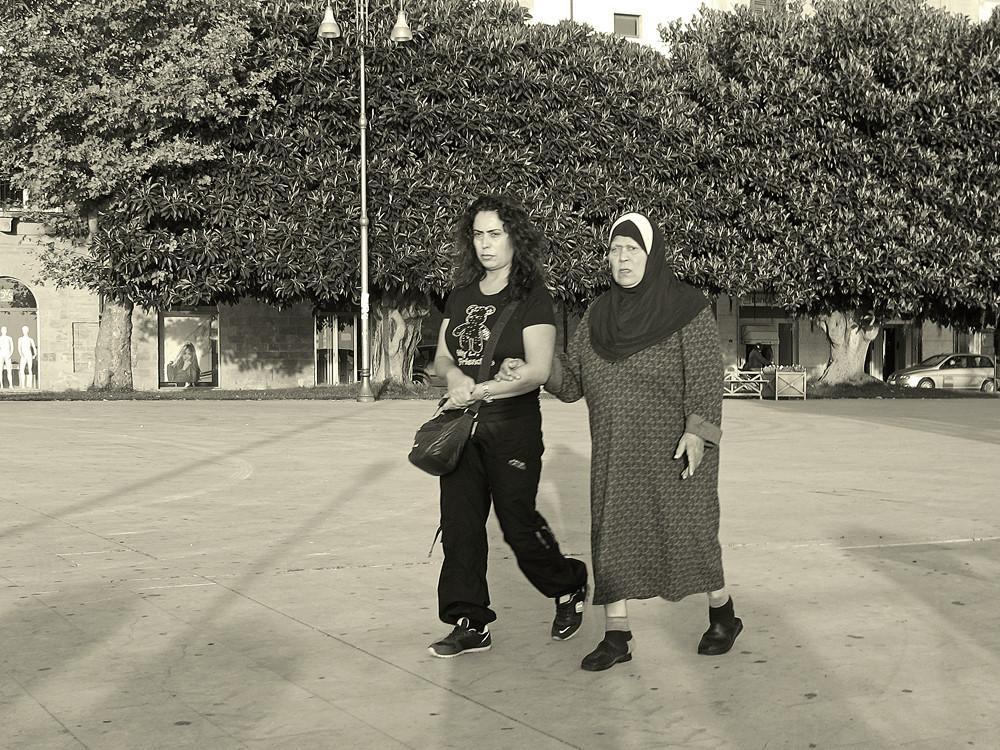 Mit der Großmutter / Con la nonna