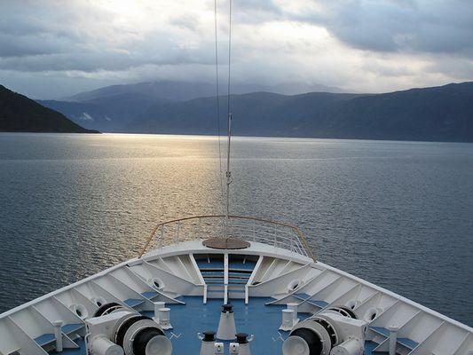 Mit der MS Albatros durch Norwegens Fjorde