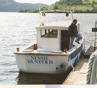 Mit der Nessi Hunter auf Loch Ness hinaus !