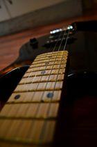 Mit einer kleinen Gitarre fängt alles an.