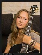 Mit Gitarre