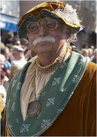 Mit historischer Brille
