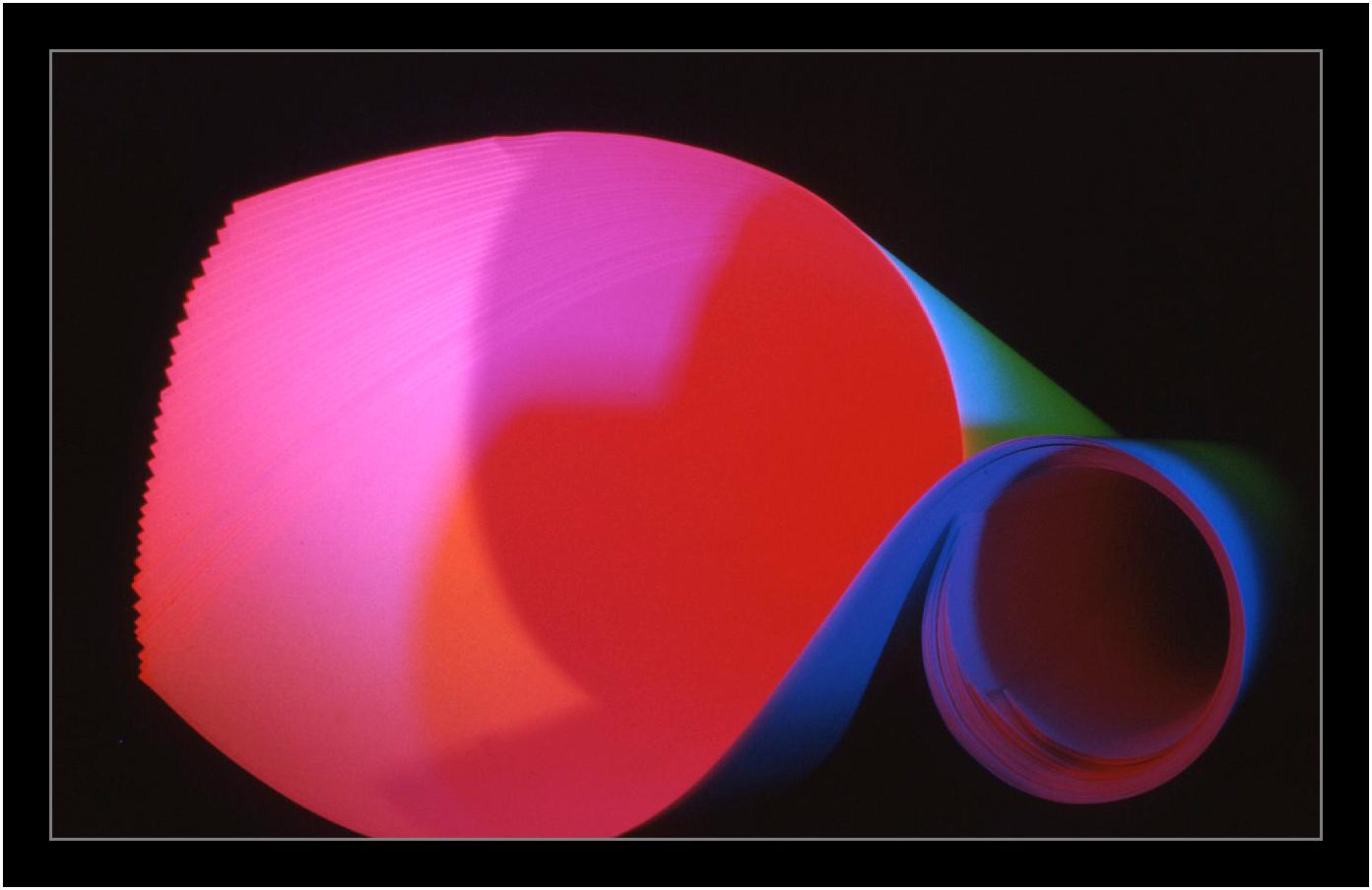 Mit Licht und Farben