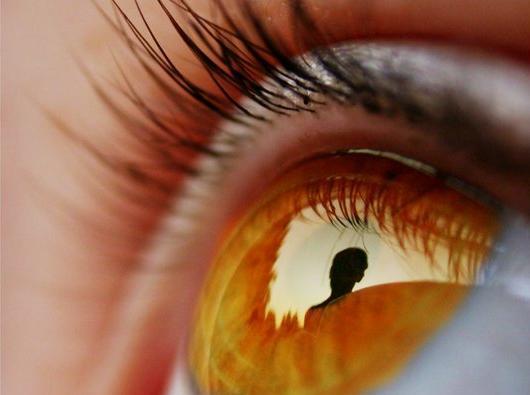 mit offenen Augen träumen 2.... (Farbspielerei)
