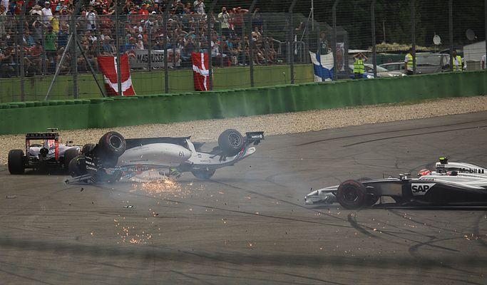 Mit Schutzengel - Felipe Massa