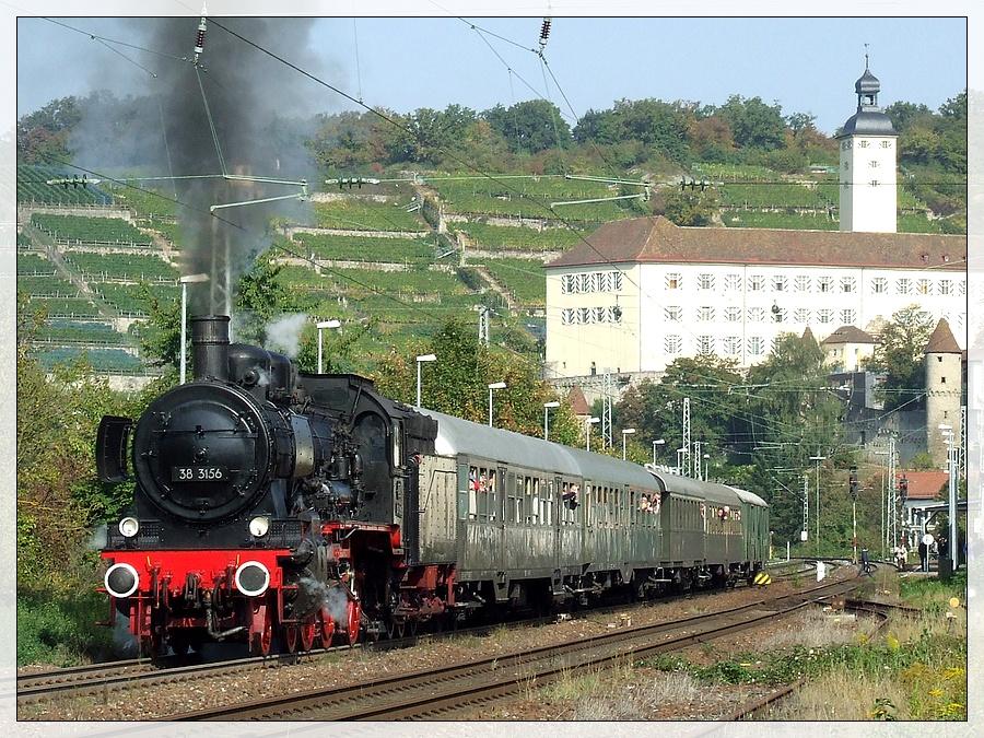 Mit Volldampf aus Gundelsheim