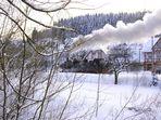 Mit Volldampf durch den Winter