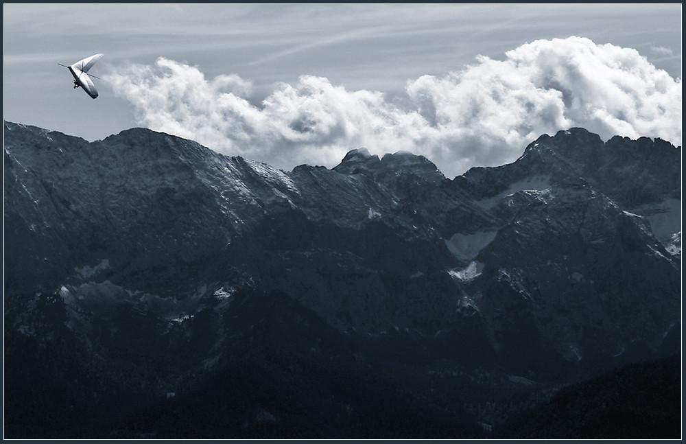 Mit Volldampf über die Alpen
